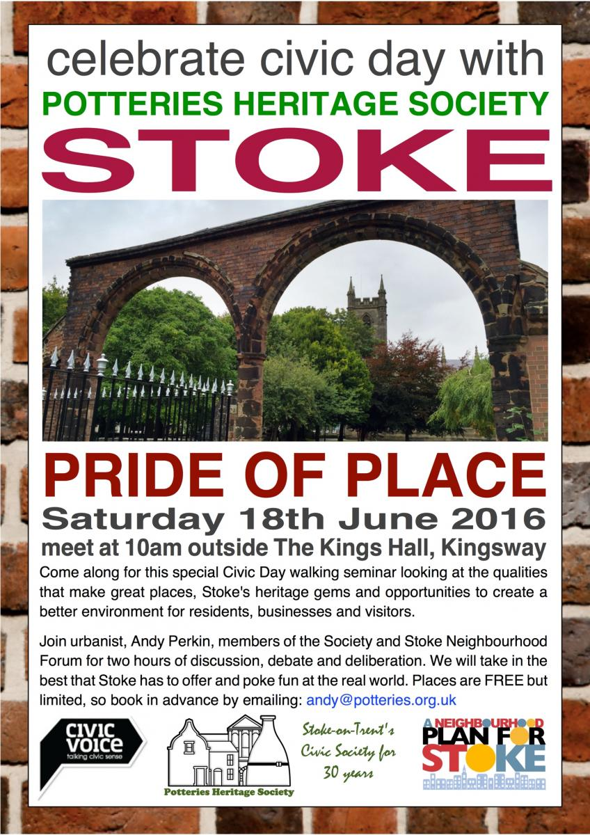 Stoke Pride of Place Flyer