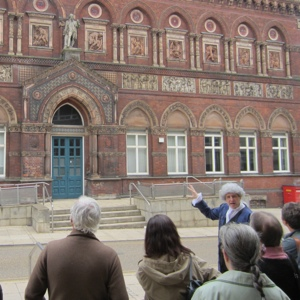 Lunatic Astronomy and the Wedgwood Institute
